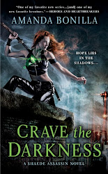 Crave the Darkness (Shaede Assassin #3)