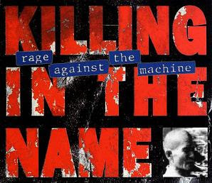 rage against the machine killing