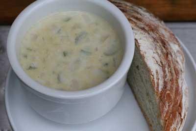 ivars clam chowder