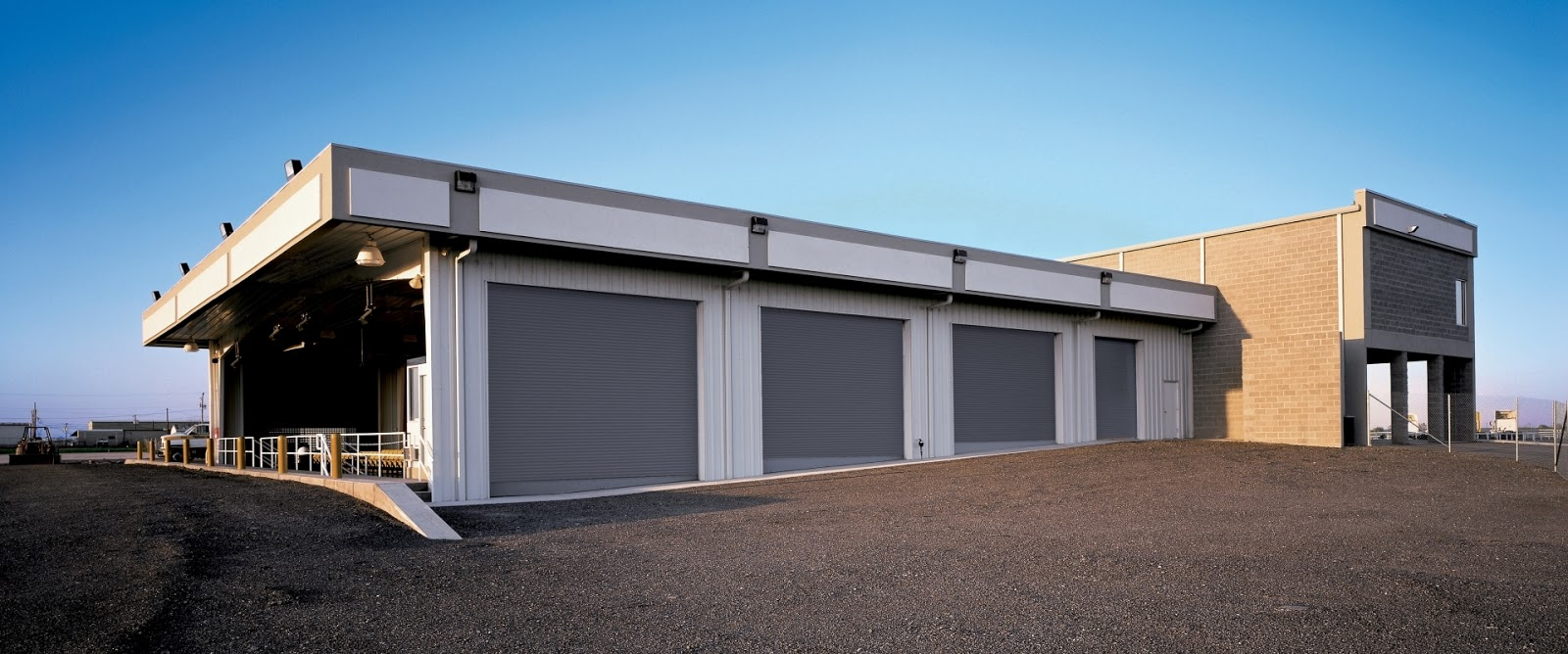 Aluminum Garage Doors Lavish Home Design
