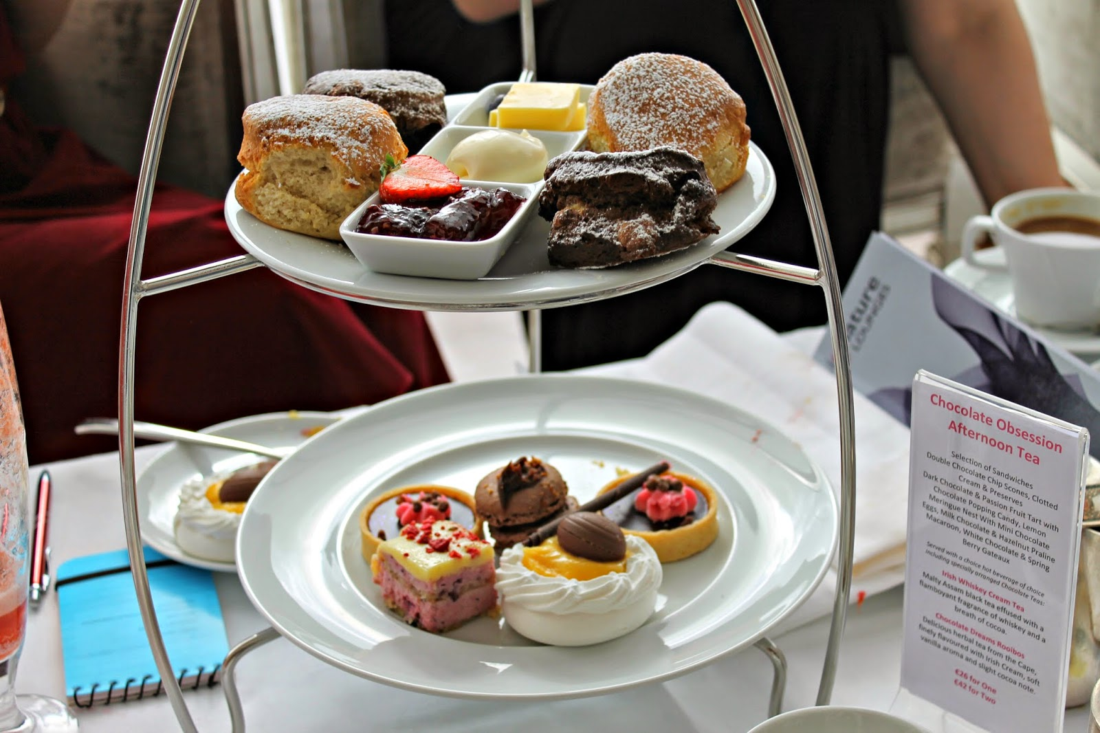 Afternoon Tea G Hotel
