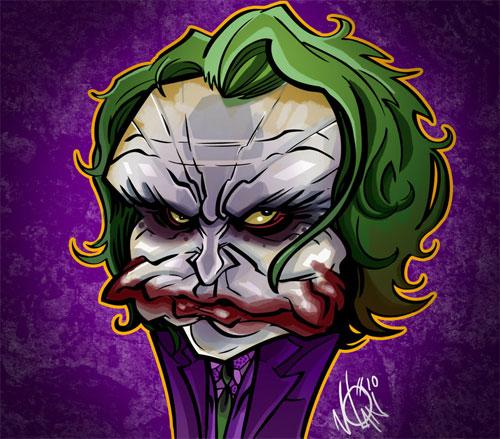 Ilustraciones del Joker 41