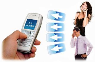 Tips Trik Cara Menyadap Hp Ponsel BBM Sederhana Simple Terbaru