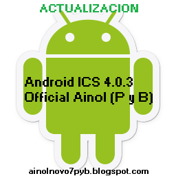 Ainol Novo 7 Paladin - Android Devices | Android Forums