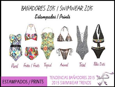 Swimwear Prints 2015