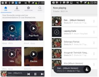 Kumpulan Aplikasi Pemutar Musik Android Terbaik 2016