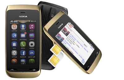 Nokia Asha Harga Dan Spesifikasi