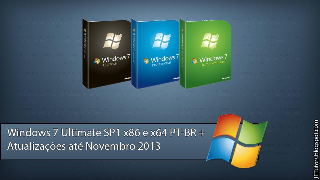 Windows 7 - Service Pack 1 32 Bit - Freeware - EN