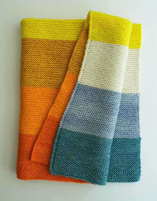 Easy And Free Simply Beautiful Baby Blankets To Knit Knitionary Interesting Easy Baby Blanket Knitting Pattern For Beginners