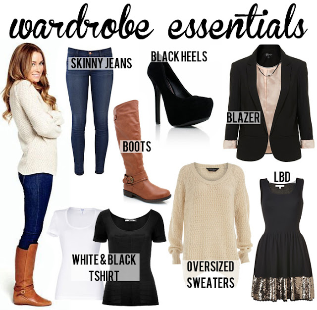 Wardrobe Closet: Wardrobe Closet Essentials