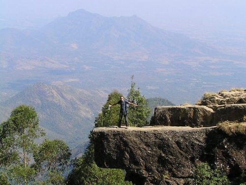 Dolphin Nose in Ooty