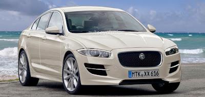Jaguar's XS 3-Series Rival Rendered