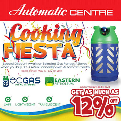 AUTOMATIC CENTRE: COOKING FIESTA!!!