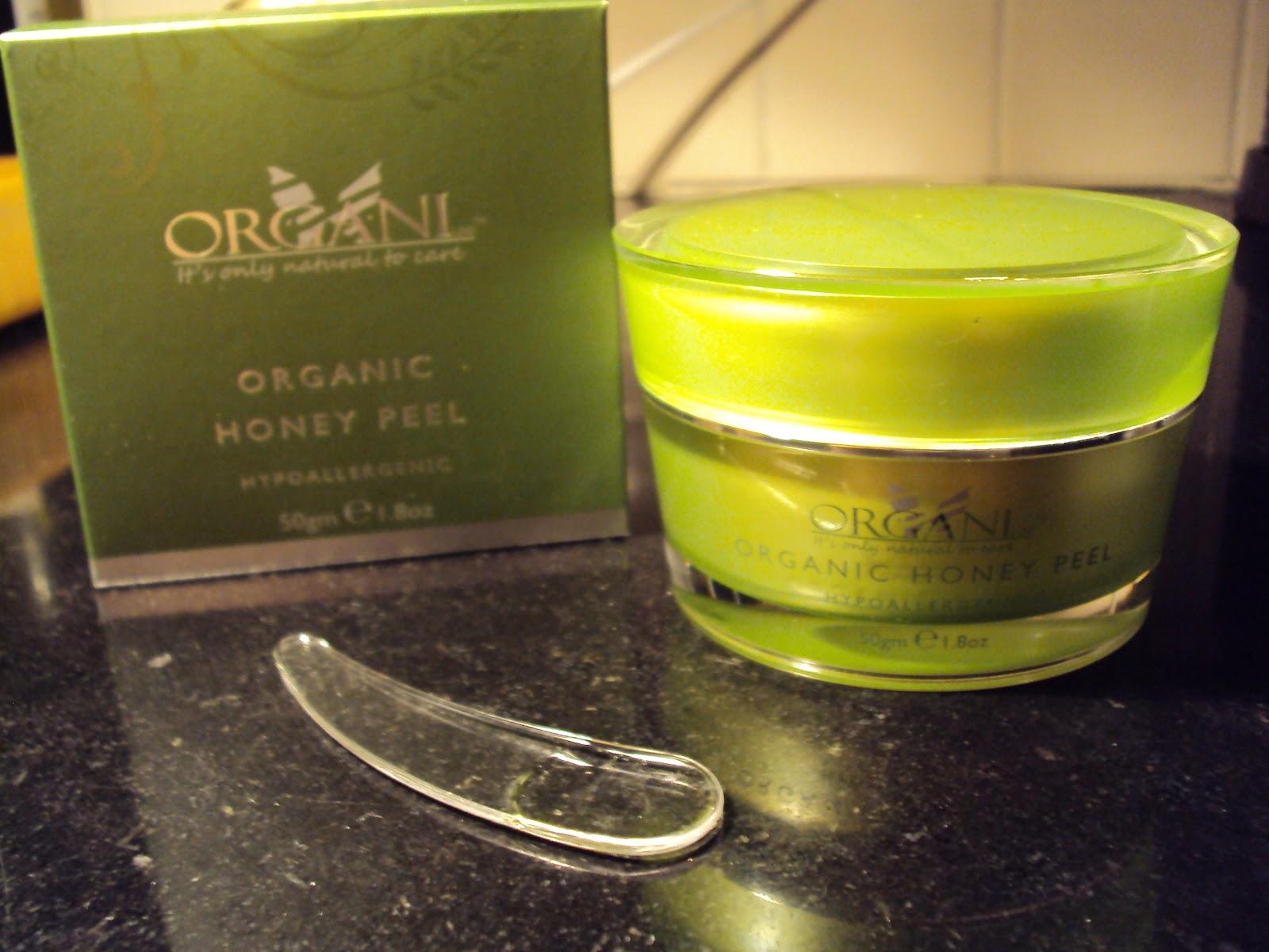 organi skin care