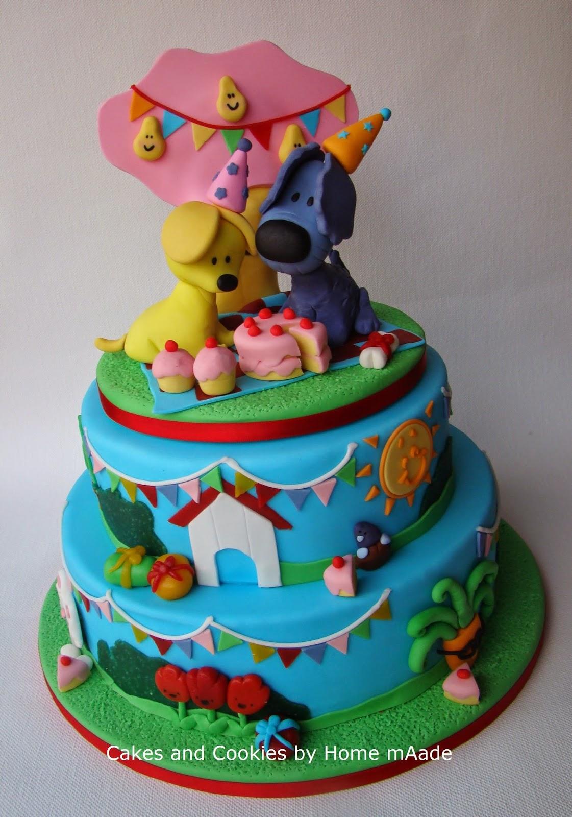 taart peuter