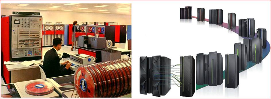 IBM Mainframe 50 Anos