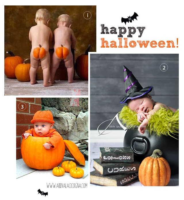 happy halloween little ones!