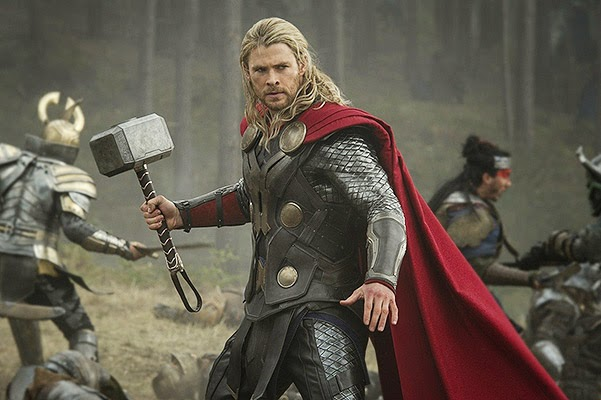 "Stills from ""Thor: The kingdom of darkness"""