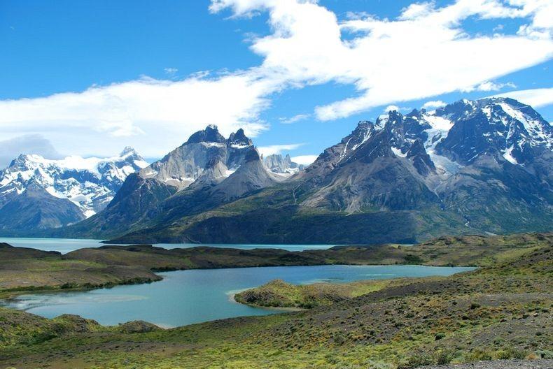 Spectacular Granite Spires at Torres del Paine National Park 8