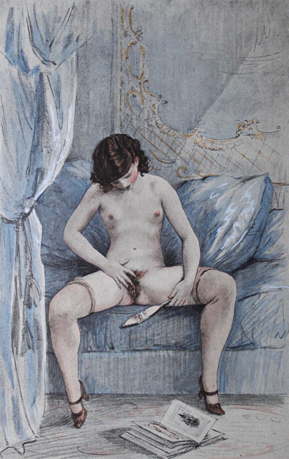 prosmotr-eroticheskih-kartin-hudozhnikov-otkritaya-vagina