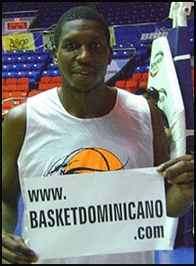 LUIS FELIPE LOPEZ - EX-NBA