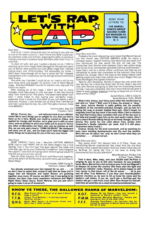 Captain America (1968) Issue #143 #57 - English 36