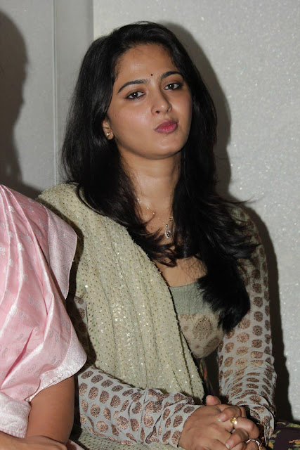 anushka shetty latest photos at teach aids event