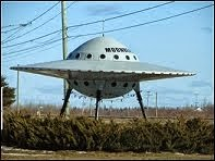 Ontario Brothers Have A Close Encounter With A UFO.