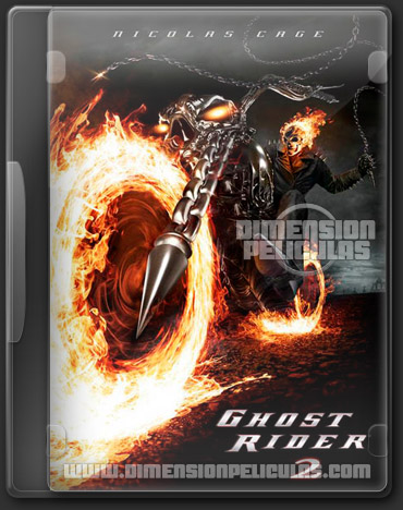 The Ghost Rider 2 (HDRip Inglés Subtitulado) (2012)