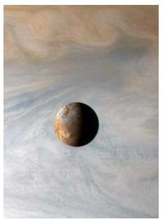jupiter moon io: hotspot in outer solar system