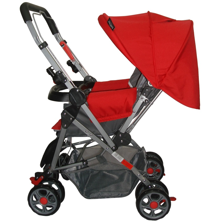 Baby carriage, High quality twins stroller,double stroller, shock proof comfortable twin