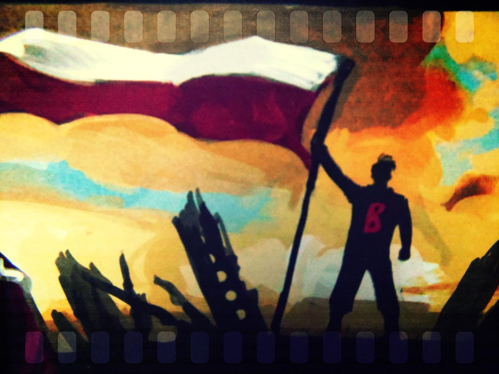 Wspieram POLSKIEGO SUPERBOHATERA!