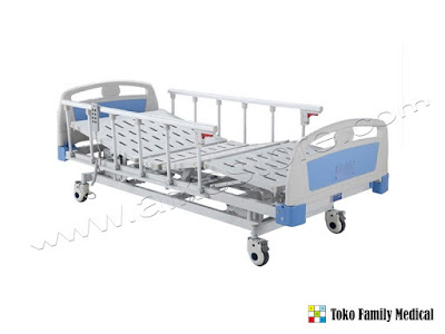 tempat tidur ranjang pasien elektrik