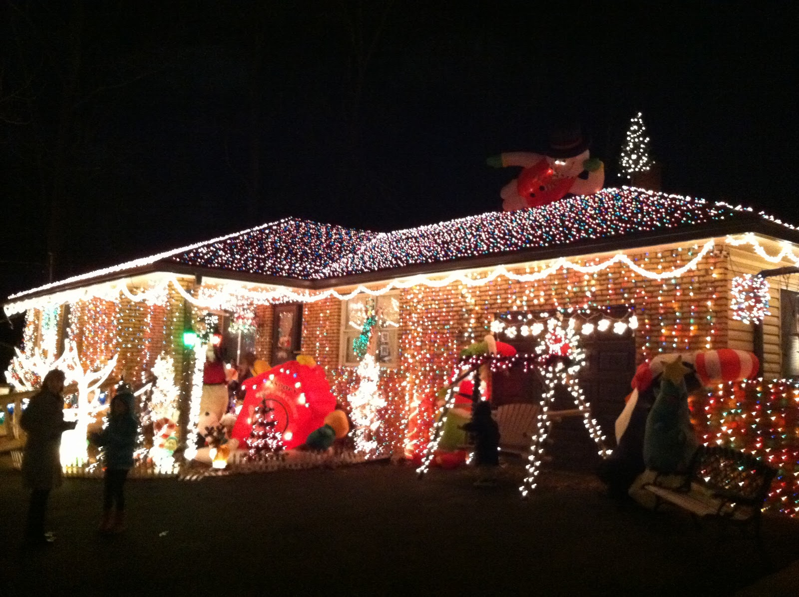 where to find great christmas light displays