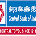 CENTRAL BANK OF INDIA: Recruitment