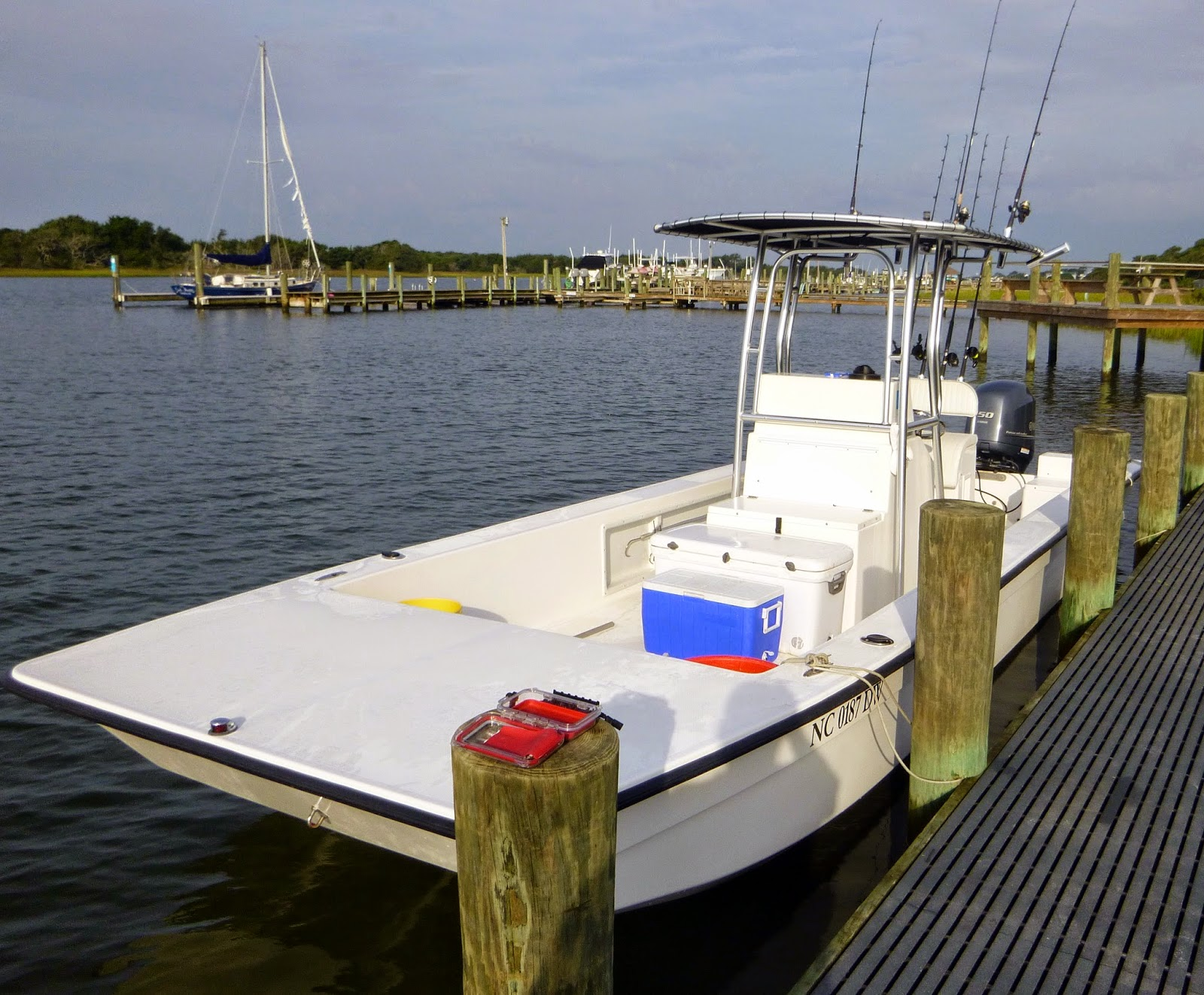 Top water charters fishing reports and news beaufort for Morehead city fishing charters