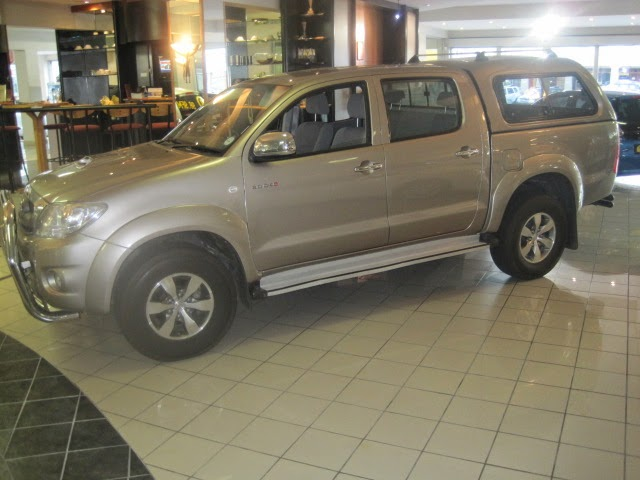 Used Cars for sale in Cape Town Toyota Hi Lux 3.0 Diesel 4x4