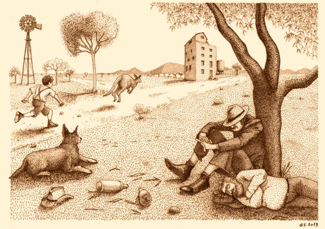 La trilogía del koala asesino de Kenneth Cook