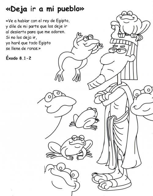 ME ABURRE LA RELIGIÓN: PLAGA 2. LAS RANAS