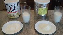 Food Storage Recipes: Powdered Milk & Powdered Eggs