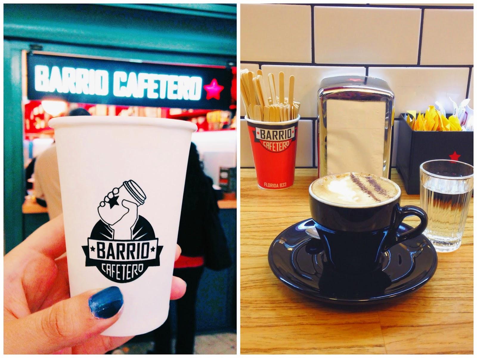 Barrio cafetero cafeterias en buenos aires
