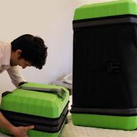Esta es la mejor maleta del mundo