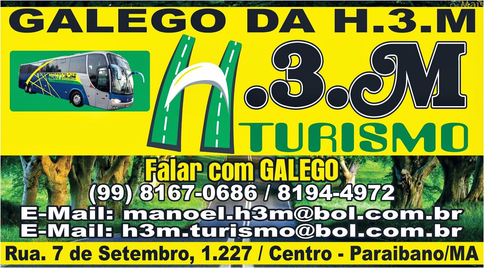 Paraibano x São Paulo x Paraibano, H3M Turismo na estrada com você.
