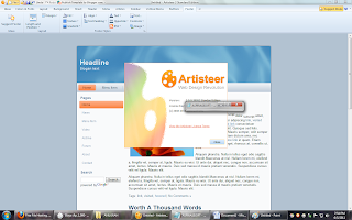 Screenshoot, Link MediaFire, Download Artisteer 4 Full Version With Crack | Mediafire