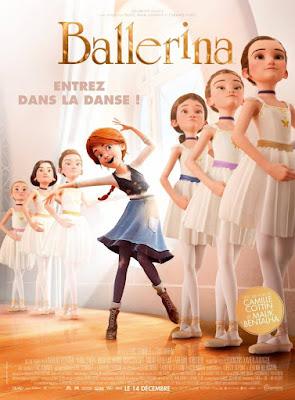 Ballerina 2016 DVD R4 NTSC Latino