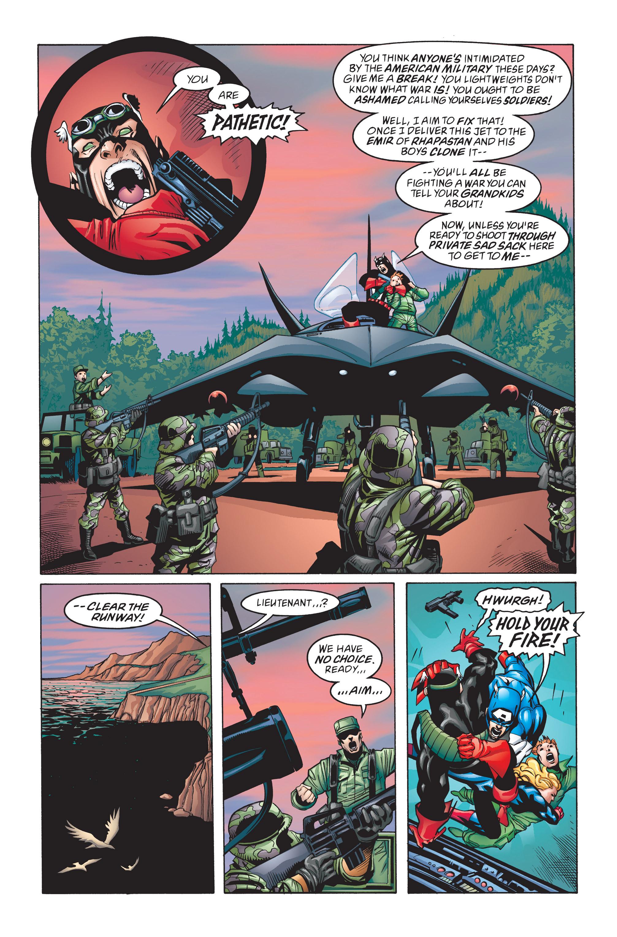 Captain America (1998) Issue #10 #16 - English 15