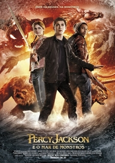 Percy Jackson e o Mar dos Monstros - Torrent Download (Percy Jackson: Sea of Monsters) (2013) Dublado