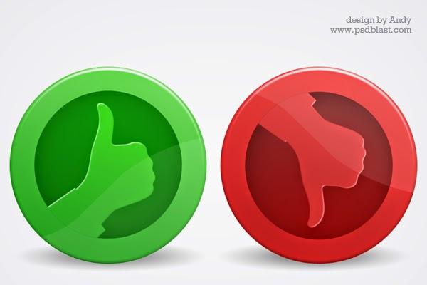 Hand Symbol PSD Graphics