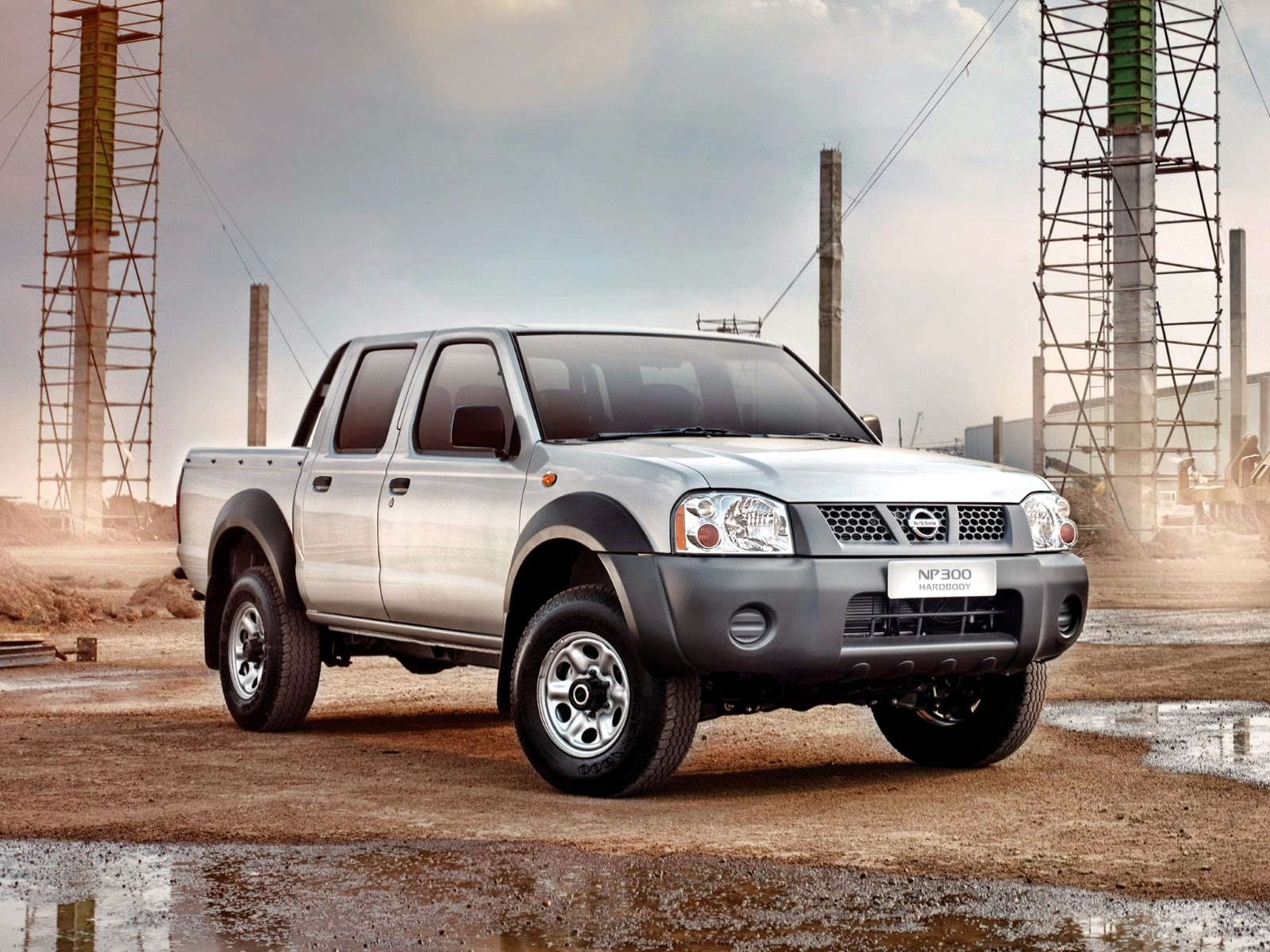 76 nissan np300 hardbody series the dependable pick up auto review. Black Bedroom Furniture Sets. Home Design Ideas