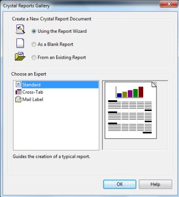 c# crystal report book